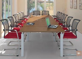 Table de réunion 4