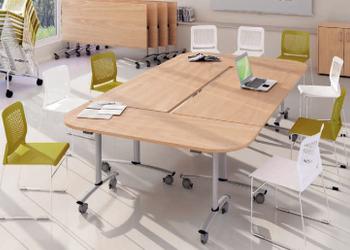 Table de réunion 6